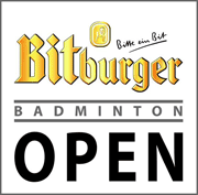 Logo der Internationalen Bitburger Open