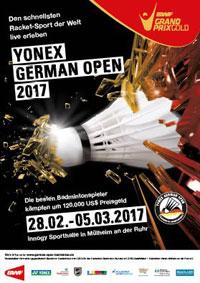 Logo der Yonex German Open
