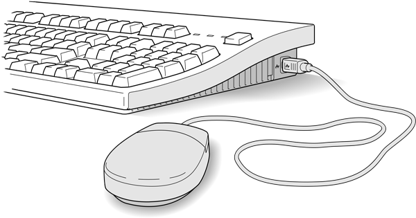 keyboard mouse600