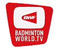 Logo BadmintonWorld.tv
